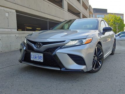 2020 Toyota Camry XSE AWD Review