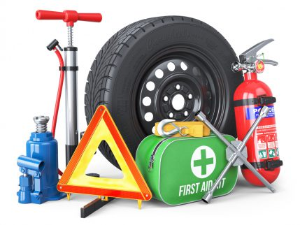 Assembling an Emergency First Aid Kit for Your Vehicle