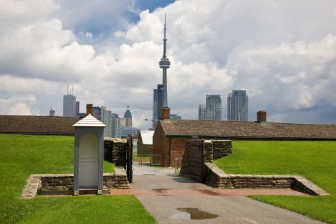 Forts to Visit in Ontario