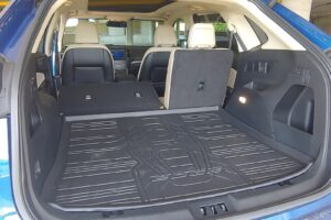 2020 Ford Edge Interior Space