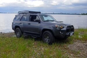 2020 Toyota 4Runner By Water