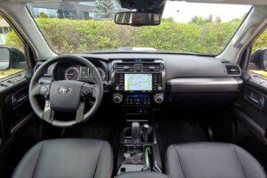 2020 Toyota 4Runner Interior Cabin
