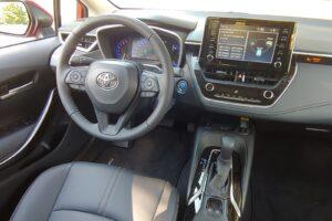 2021 Toyota Corolla Hybrid Interior Manual