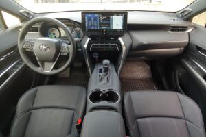 2021 Toyota Venza Front Console