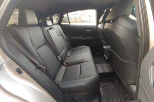 2021 Toyota Venza Rear Seats