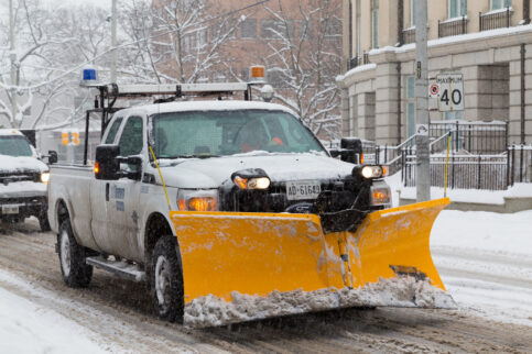 Buying a Snowplow for Your Truck