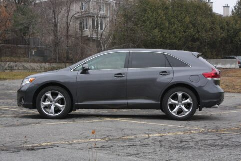 Most Fuel Efficient Used 5 Seat SUVs
