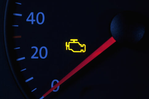 Is It Safe to Drive Your Vehicle with a Check Engine Light On?