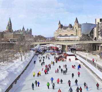 Unique Skating Locations Across Ontario
