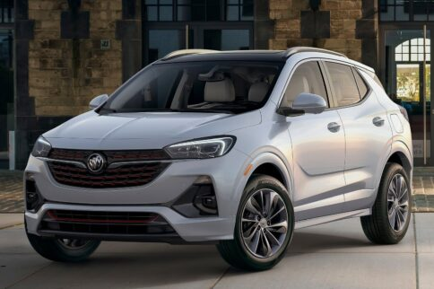 Buick Encore vs Chevrolet Trailblazer