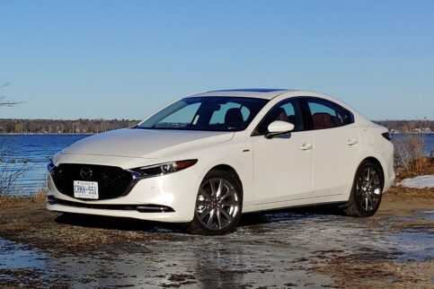 2021 Mazda3 100th Anniversary