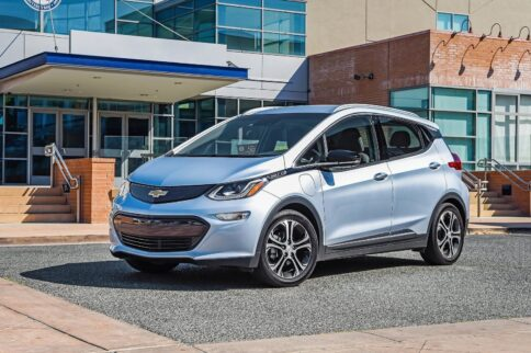 2021 NRCan Most Efficient Electric Cars