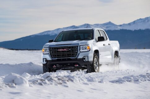 NRCan Most Fuel Efficient 2021 Trucks