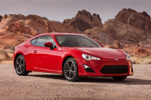 Affordable Rear-Wheel-Drive Coupes