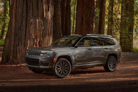 New 2021 and 2022 SUVs