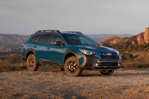 Crossovers Designed for Off-Roading