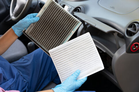 Why Spring Is a Good Time to Change Your Air Filter