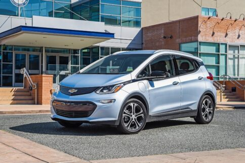Used Compact Electric Vehicles