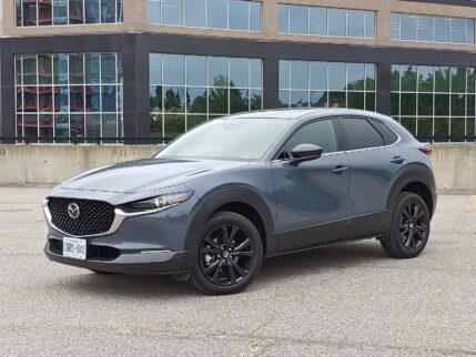 2021 Mazda CX-30 Turbo Review