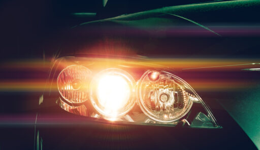 How Laws Change the Design of Cars: Headlights and Tail Lights