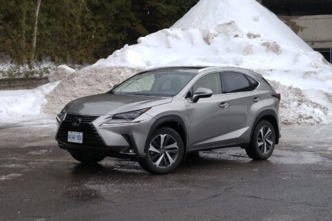 Used Asian Compact Luxury SUV's